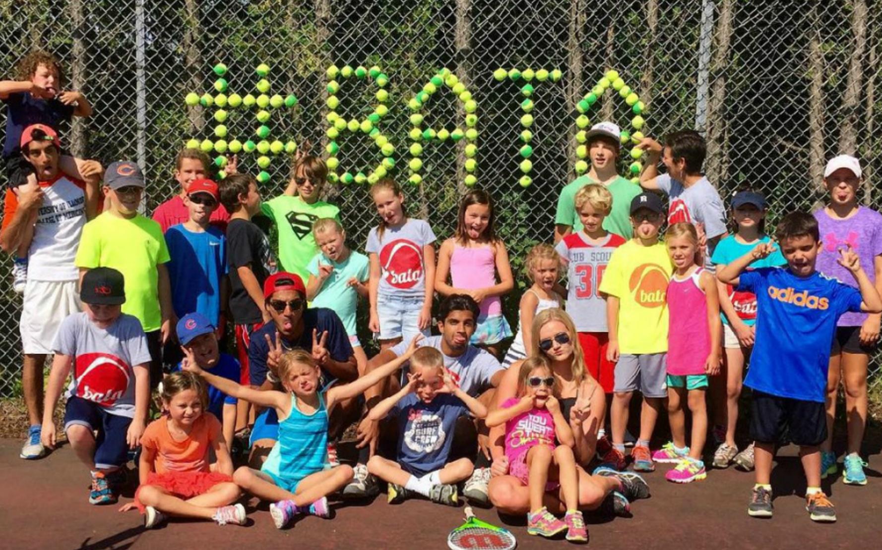 Barrington Tennis Association Children's Group